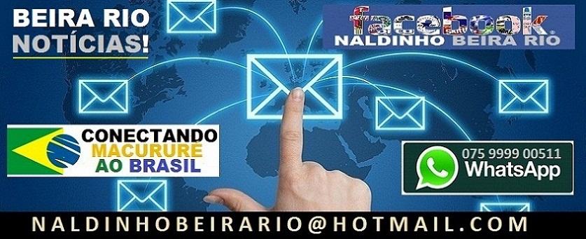 DE MACURURÉ NA BAHIA PARA O MUNDO!
