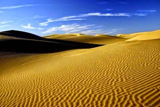 Γεωλογικό ντόμινο δημιούργησε τη Σαχάρα