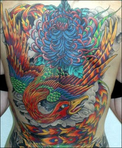 Phoenix Tattoos Design