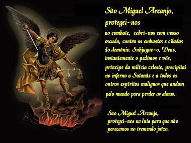 """São Miguel Arcanjo """"Quem como Deus"""""""