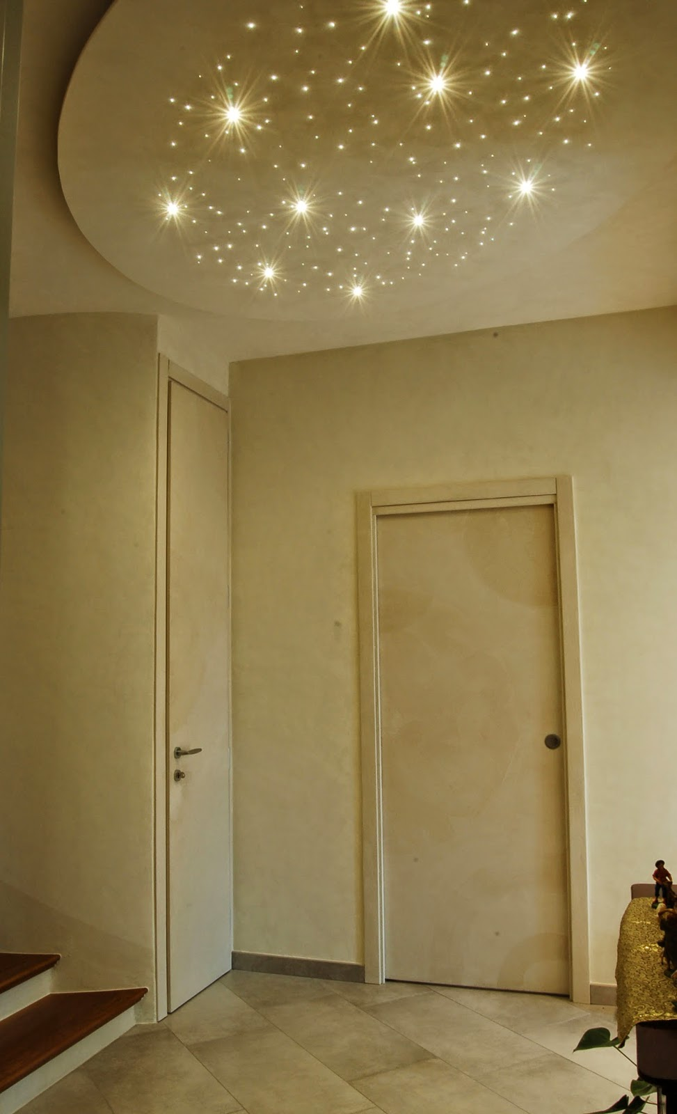 Illuminazione Led casa: Il plafone personalizzato