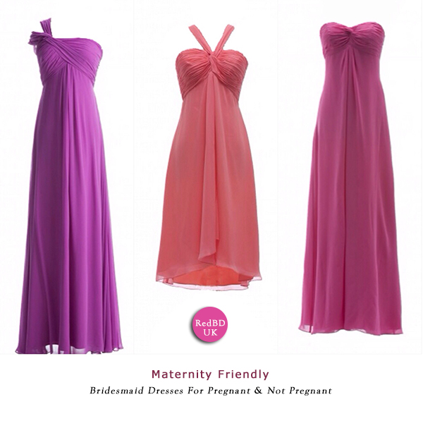 Bridesmaid Dresses For Pregnant & Not Pregnant Women