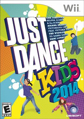 Just Dance Kids 2014 game