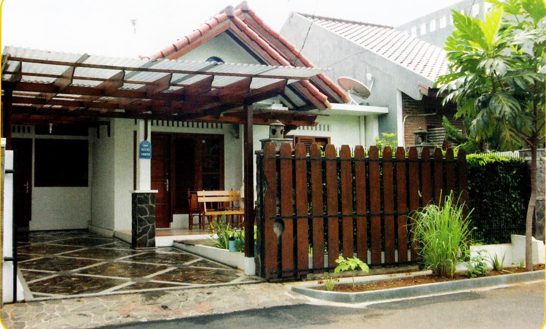 10 Gambar Carport Minimalis Pengganti Garaj Design Rumah