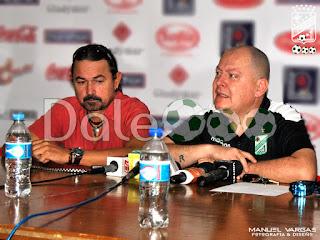 Oriente Petrolero - Sergio Viscarra - Carlos Ribera - DaleOoo.com página del Club Oriente Petrolero