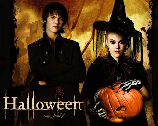 Twilight Halloween Wallpapers