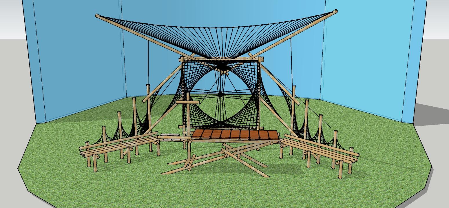 Dal progetto alla realta 39 progetto 3d altare for Progetti in 3d