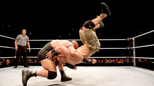 World Wrestling Entertainment live in Malaysia 2014