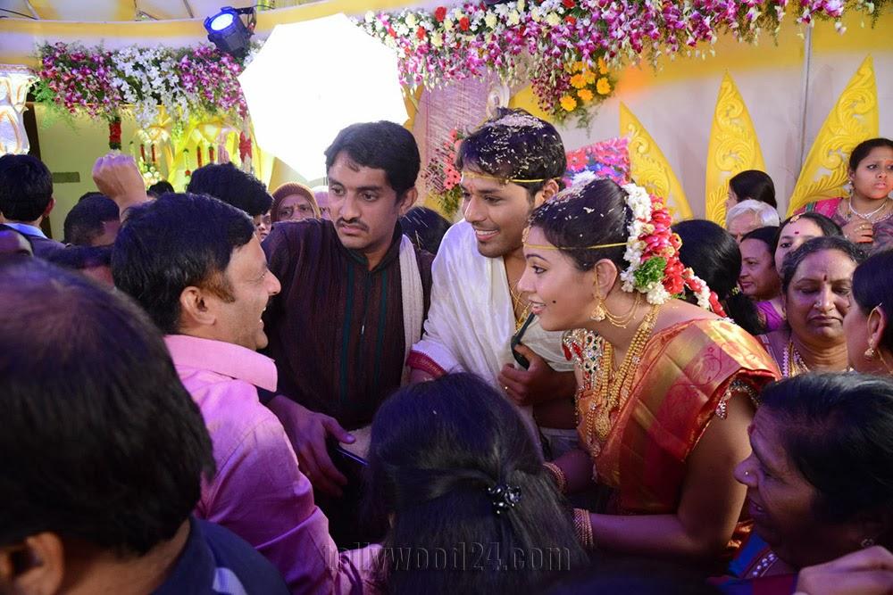 Nandu Geetha Madhuri Marriage Photos Wedding stills-HQ-Photo-15