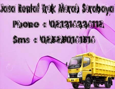 Jasa Rental Truk Murah Surabaya-Cirebon