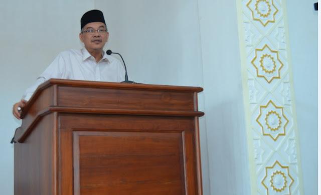 Haji Abdul Basith Amir Jemaat Ahmadiya Indonesia