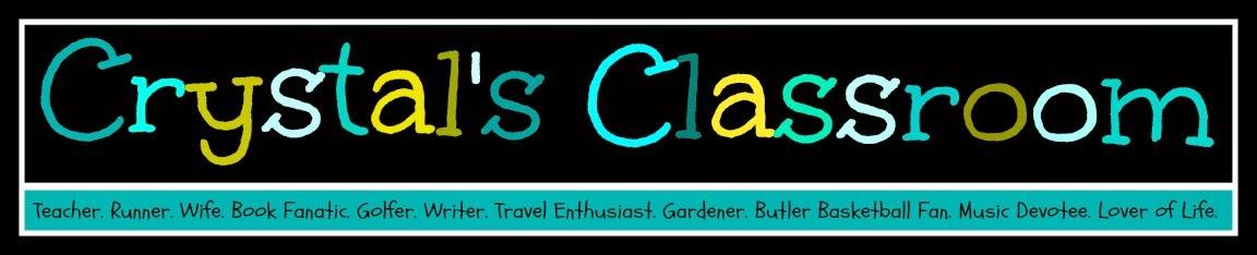 Crystal's Classroom