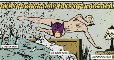 David Aja, Hawkeye #3 [Hawkeye: My Life as a Weapon]