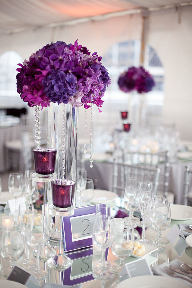 25 Stunning Wedding Centerpieces - Belle the Magazine . The
