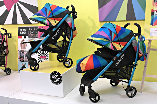 Cosatto Yo!2 lightweight umbrella fold stroller