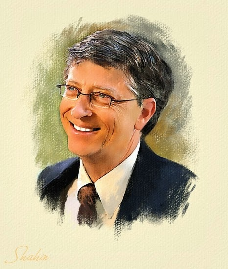 Bill Gates và Những Phát Ngôn Gây Shock