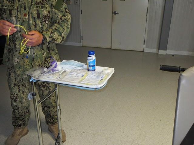 Guantanamo Bay, Josh Wieder, Leonato, force feeding, torture