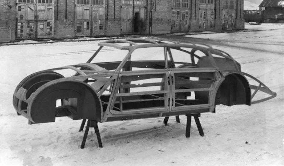 Heinkel Scooter Project: Tatra\'s Streamliners - Yesterday\'s car of ...