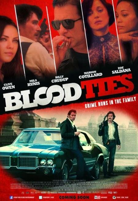 [ดูหนัง มาสเตอร์ ออนไลน์] Blood Ties (2013) สายเลือดพันธุ์ระห่ำ [พากย์ไทย]