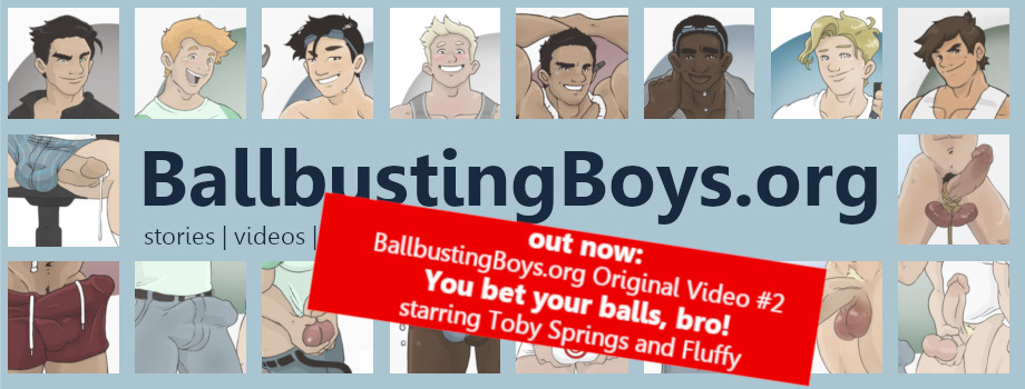 Ballbusting Boys