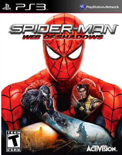 Spider Man Web of Shadows - Download game PS3 PS4 RPCS3 PC free