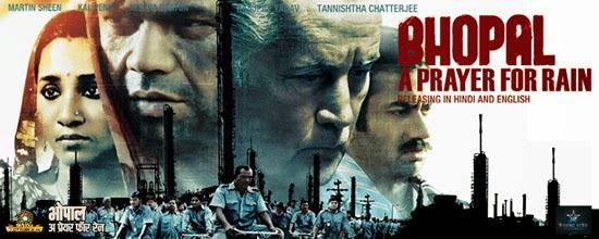 Bhopal: A Prayer For Rain (2014) Movie Poster No. 3