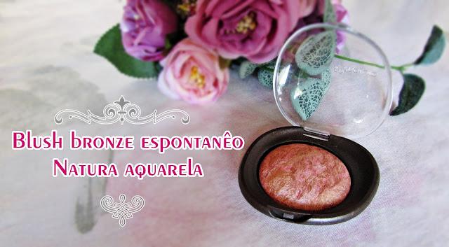 blush bronze espontaneo