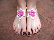 Creative Design Sheila Zachariae Barefoot Sandals