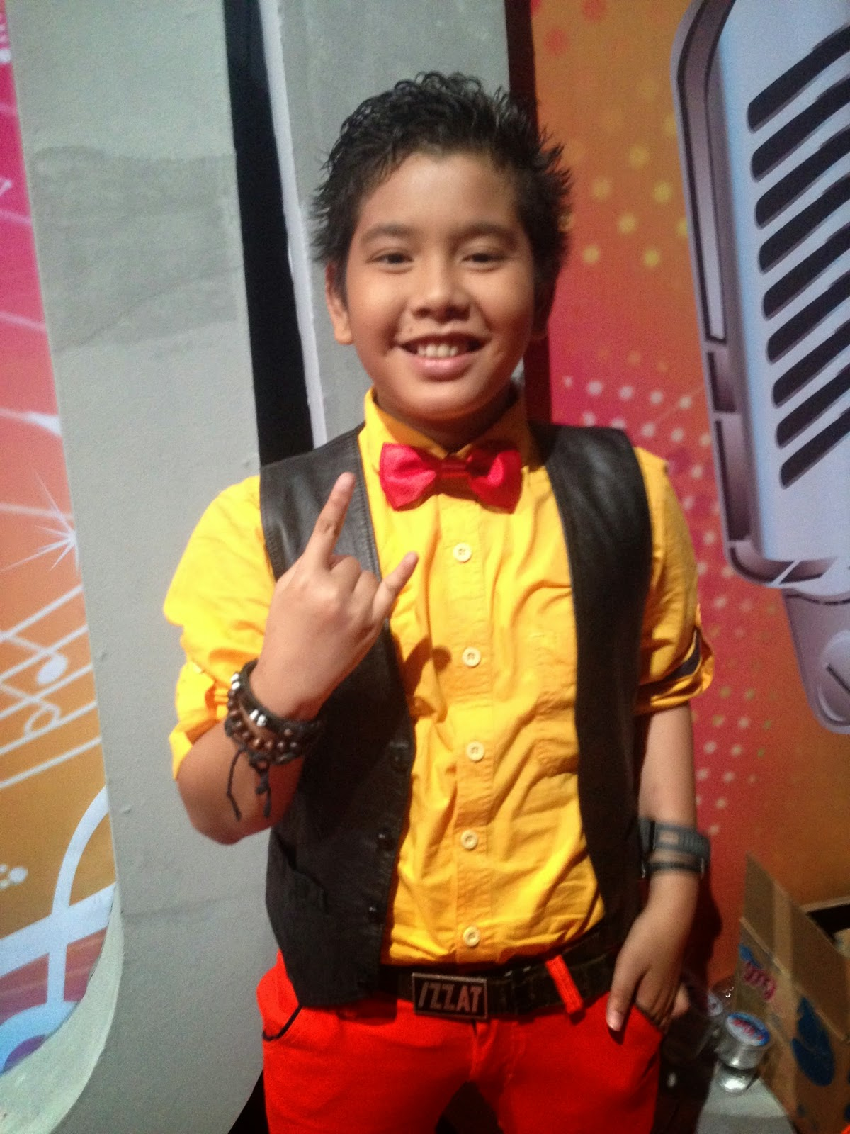 Finalis Indonesian Idol Junior Toper Finalis Indonesian Idol