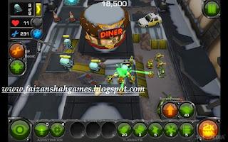 Commando jack gameplay
