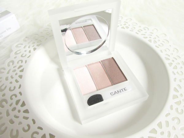 Sante Eyeshadow Trio - 03 Rose Wood - 4.5g - 11.75 Euro*