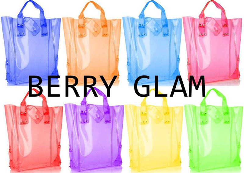 Berry Glam - Fashion blogger
