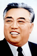 Kim Ilsung (born April 15, 1912, Man'gyndae, near P'yngyang, Korea [now in . (kim il sung portrait)