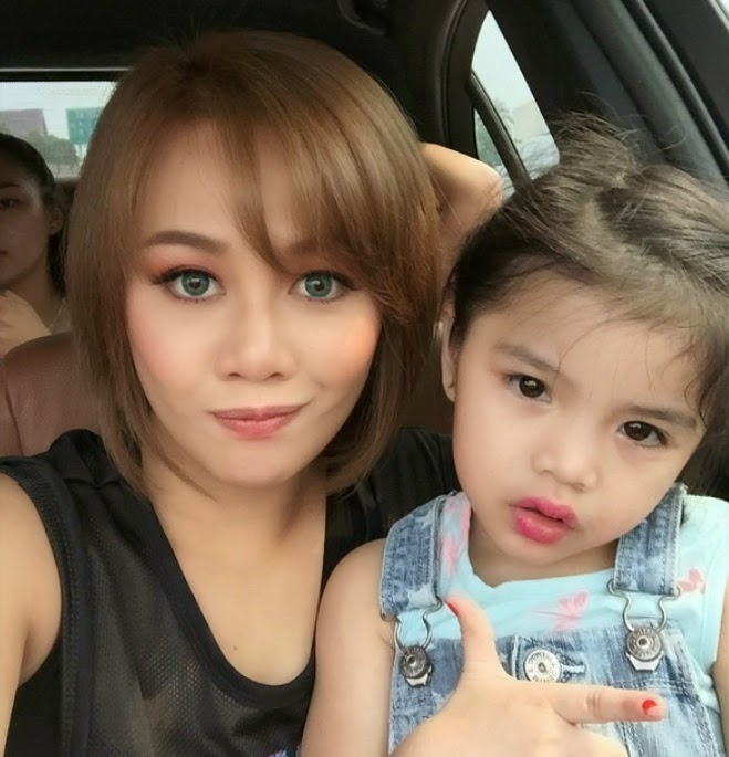 Anak Cute Stacy Angie
