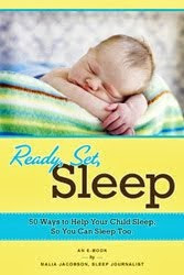 We love Ready, Set, Sleep! Click image for book details!