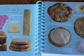 inside picture in the cookipedia cookbook
