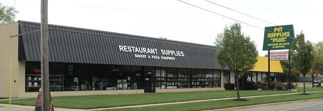 Discount restaurant supply
