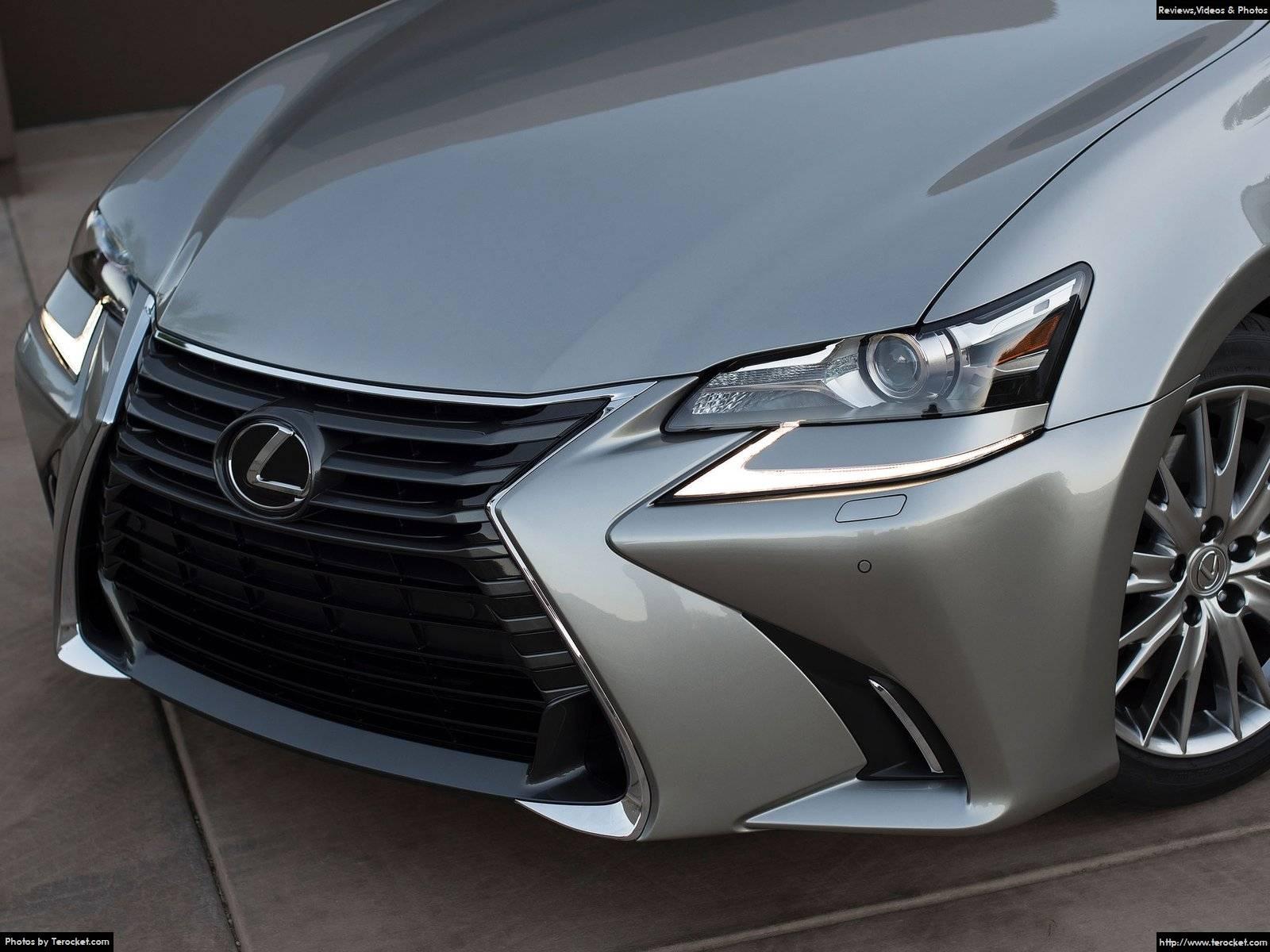 Hình ảnh xe ô tô Lexus GS 200t 2016 & nội ngoại thất