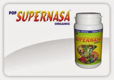 Pupuk organik padat Supernasa