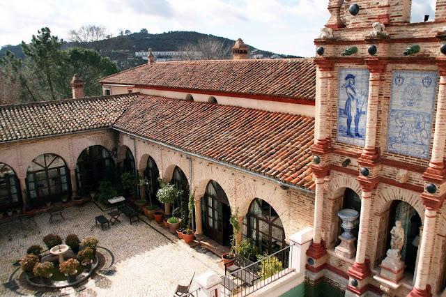 hotel sierra norte sevilla: