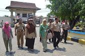Menyambut Kep SMKN 49 Jakarta