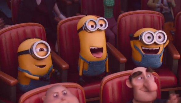 Minions - Official Trailer (2015) Animation Movie [HD] - YouTube