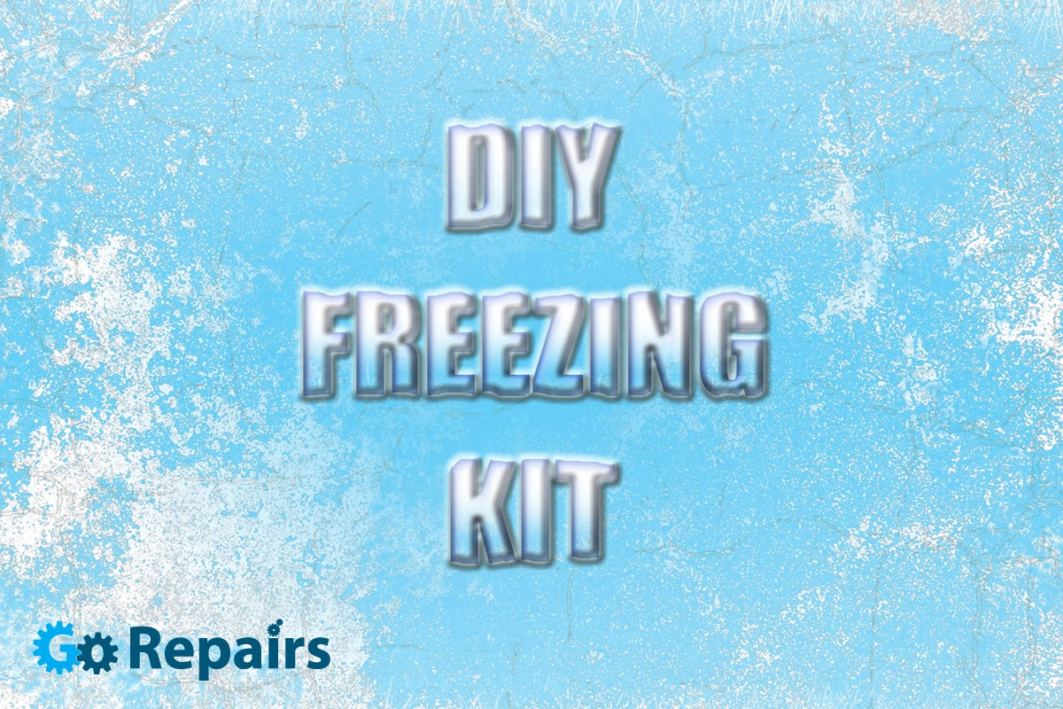 DIY Freezing Kit