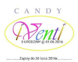 Candy 3 urodzny