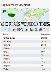 WHO READS WOUNDED TIMES?