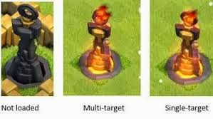 Clash of Clans :: Inferno Tower Best Defence
