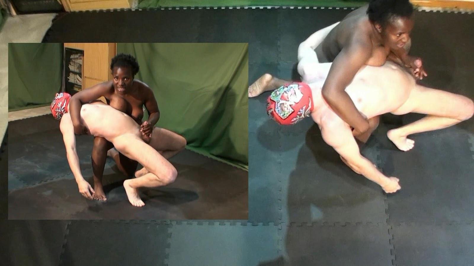 Mixed Wrestling Black Female 28