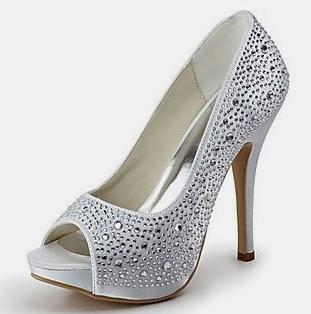 Zapatos  de Novia, Diseños Modernos