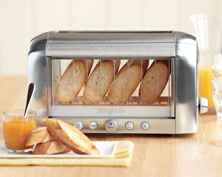 high tech toaster