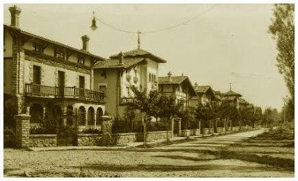 ciudad jard n en 1942 vitoria en fotos